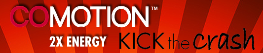 COMOTION™ 2x Energy - Kick the Crash